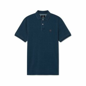Hackett Cotton Short-sleeved Polo Shirt