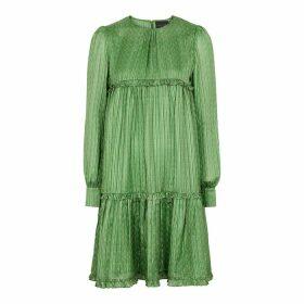 Birgitte Herskind Conny Printed Satin Dress