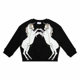 Burberry Double Unicorn Sweatshirt