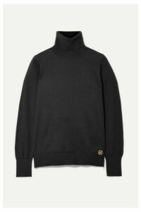 MICHAEL Michael Kors - Knitted Turtleneck Sweater - Black