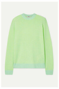 Acne Studios - Cashmere Sweater - Mint