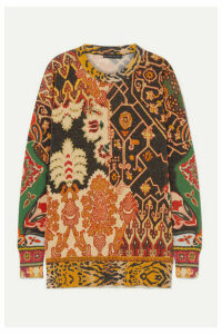 Etro - Lurex Sweater - Black