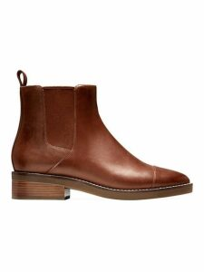 Mara Grand Leather Chelsea Boots