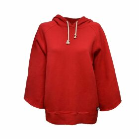 THE AVANT - The Not So Classical Hoodie In Rosso