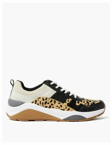 M&S Collection Lace Up Chunky Trainers