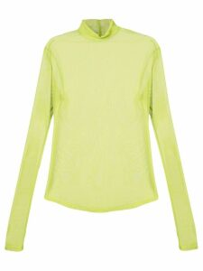Nomia mockneck sweatshirt - Green