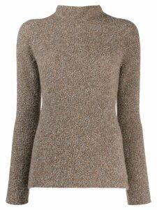 Giorgio Armani Maglia fantasy knit jumper - NEUTRALS