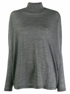 Aspesi roll-neck jumper - Grey