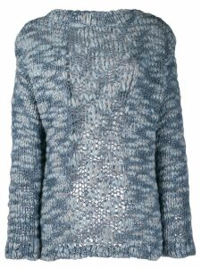 Snobby Sheep Snobby Sheep jumper - Blue