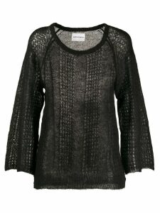 Antik Batik fine knit jumper - Black