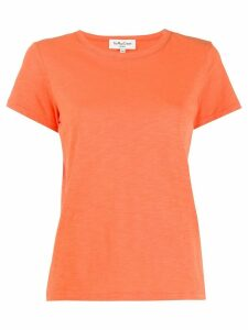 YMC short sleeved cotton T-shirt - Orange