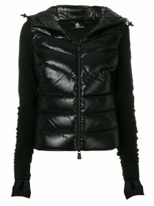 Moncler Grenoble Maglia cardigan jacket - Black