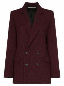 Roland Mouret Gilroy fitted blazer - Red