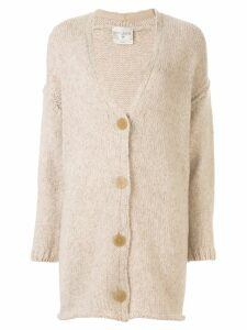 Forte Forte long cardigan - White