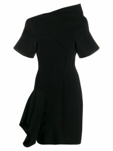 Rick Owens reconstructed tunic top - Black