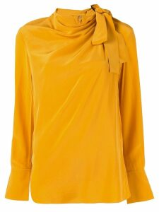 A.L.C. Sophie silk blouse - Yellow
