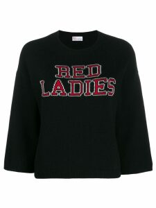 Red Valentino Bed Ladies jumper - Black