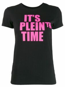 Philipp Plein statement T-shirt - Black