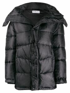 Balenciaga New Swing puffer jacket - Black