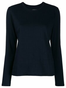 Majestic Filatures Camisa crew-neck jumper - Blue