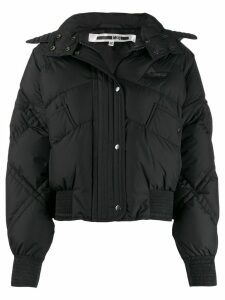 McQ Alexander McQueen hooded padded jacket - Black