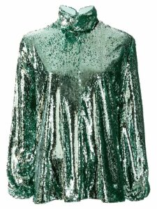 Racil sequin embellished top - Green