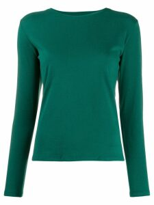 Majestic Filatures long sleeves T-shirt - Green