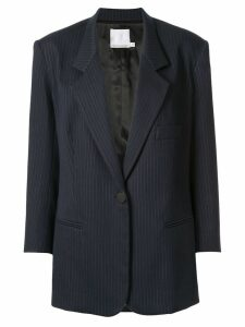 Christopher Esber Boy Scout boxy blazer - Blue