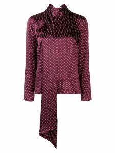 Erdem Yvonne blouse - Red
