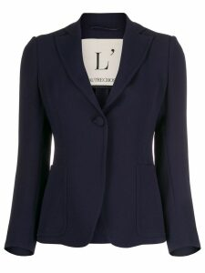 L'Autre Chose slim fit blazer - Blue