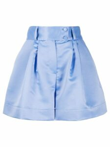 Styland wide tailored shorts - Blue