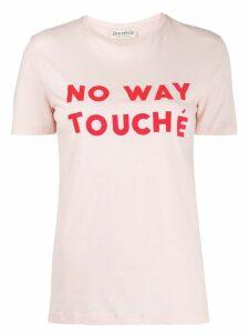 Être Cécile No Way Touché t-shirt - PINK