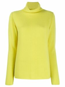 Kristensen Du Nord cashmere roll-neck jumper - Yellow