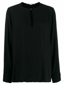 Stella McCartney split-sleeve blouse - Black