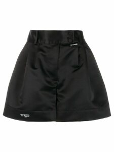 Styland wide tailored shorts - Black