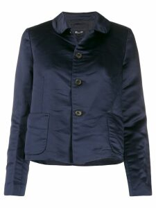 Comme Des Garçons Girl Heart jacket - Blue
