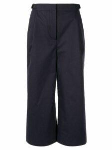 Roksanda straight-fit culottes - Blue