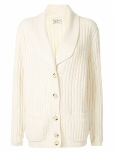 Giuliva Heritage Collection The Clio Husband ribbed cardigan -