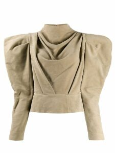 Isabel Marant Dixon top - Neutrals