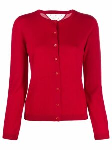 Red Valentino lightweight knitted cardigan