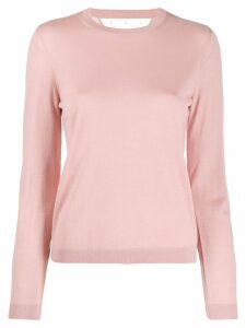 Red Valentino lightweight knitted jumper - Pink