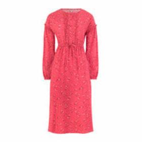 Somerset Spray Boho Dress