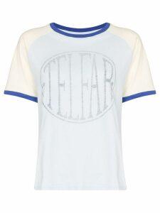 Telfar logo T-shirt - Blue