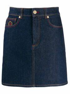 Tommy Hilfiger short denim skirt - Blue