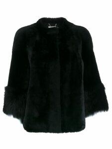 Desa 1972 long-sleeve oversized jacket - Black
