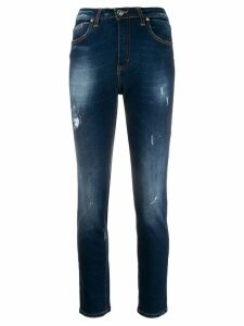 John Richmond acid wash jeans - Blue