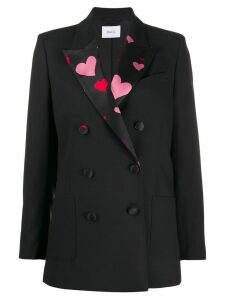 Racil Woody multi heart jacket - Black