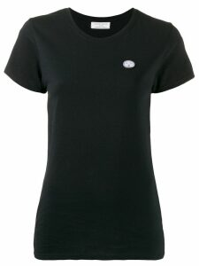 Société Anonyme relaxed-fit logo patch t-shirt - Black