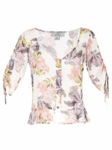 We Are Kindred Stevie sweetheart blouse - White