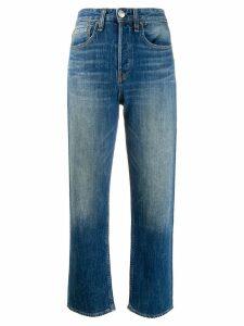 Rag & Bone Maya straight-leg jeans - Blue
